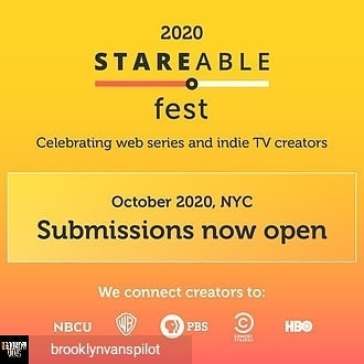 Reposted from @brooklynvanspilot Very Happy to submit Brooklyn Vans to the Stareable Film Festival! @stareable in long form comedy! - #regrann